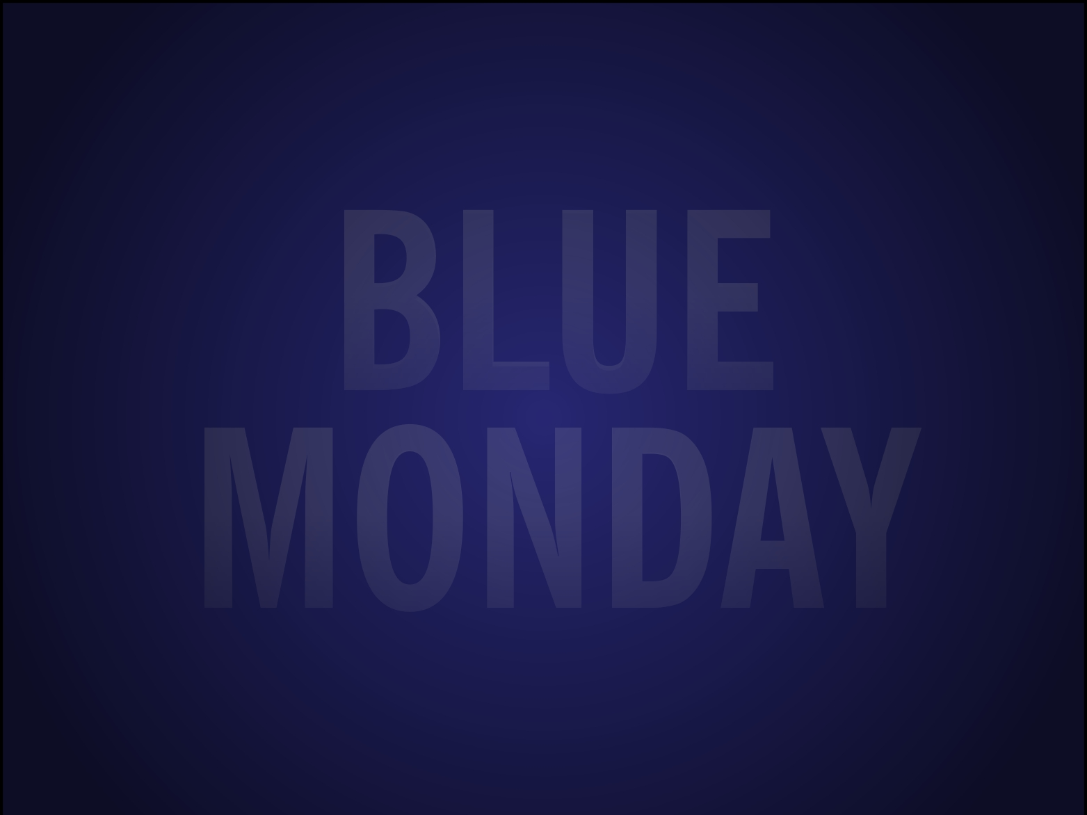 blue monday - photo #4
